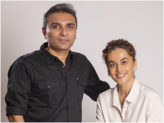 Taapsee Pannu announces her Production House 'Outsiders Films'