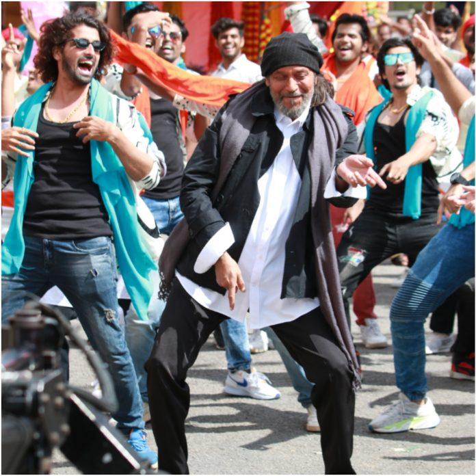 Mithun Chakraborty's cameo in Rajkumar Santoshi's directorial