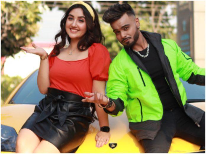 Indeep Bakshi loops in beautiful Ashnoor Kaur for his new song 'Ignore'