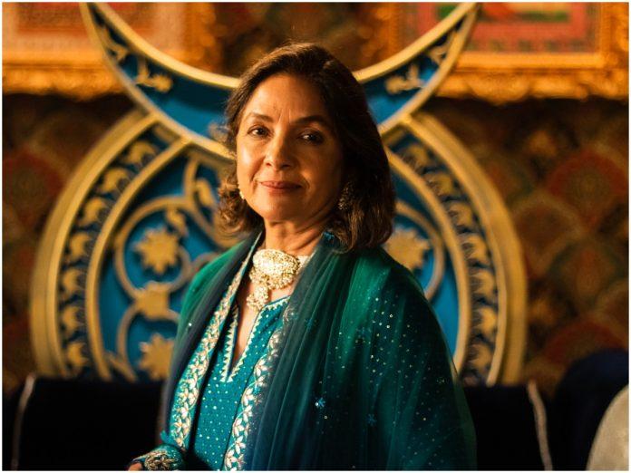 Neena Gupta turns narrator to bring alive the epic face off between Mughal Emperor Aurangzeb and Bundela Warrior King - Chhatrasal on MX Player