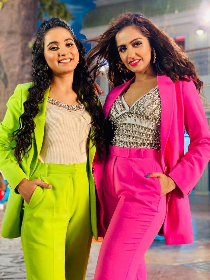 indi Version of '52 Gaj Ka Daman' sung by Asees Kaur and Renuka Panwar was released on 11th August on ii Music