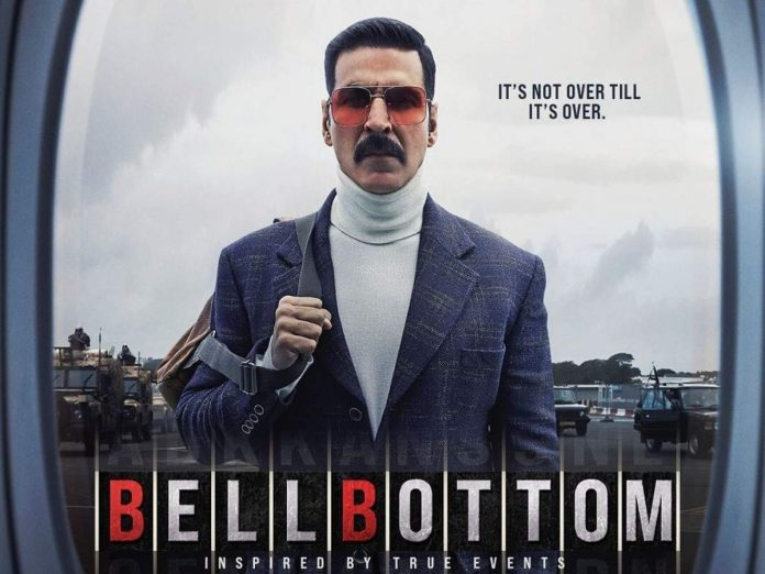 The blockbuster trailer of 'Bellbottom' is a celebration of big-screen magic!