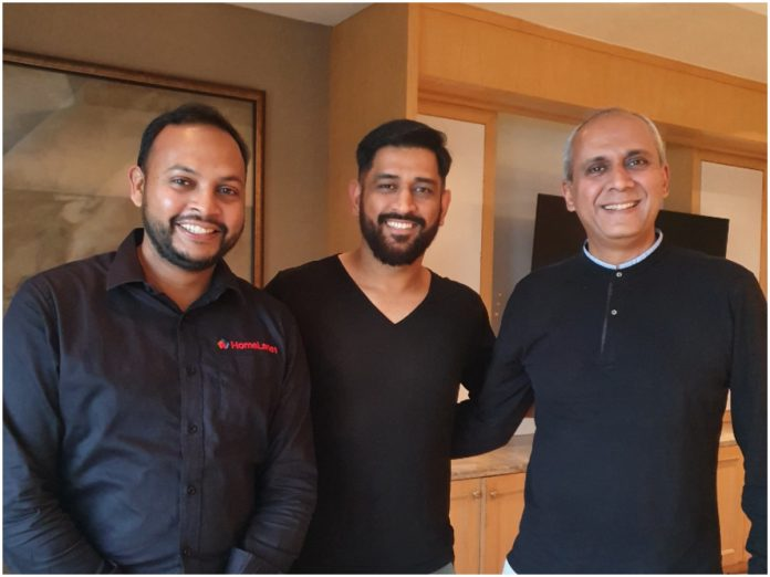 Mahendra Singh Dhoni invests in home interiors brand HomeLane and becomes its first brand ambassador