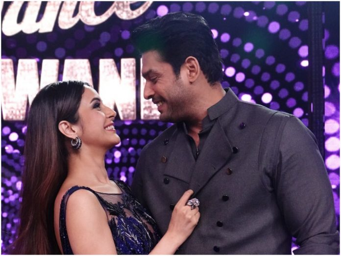 COLORS 'Dance Deewane' welcomes the most adored a couple #SidNaaz for the Love special episode