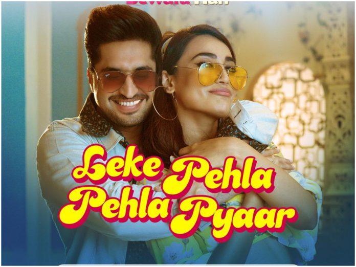 Jassie Gill's new film Kya Meri Sonam Gupta Bewafa Hai releases their first song: a cool take on the retro classic Leke Pehla Pehla Pyar.