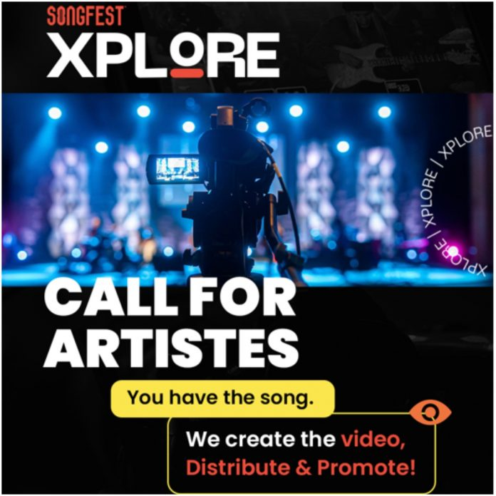 12 independent musicians can submit original tracks, which Songfest India will produce, distribute, and promote through this online property